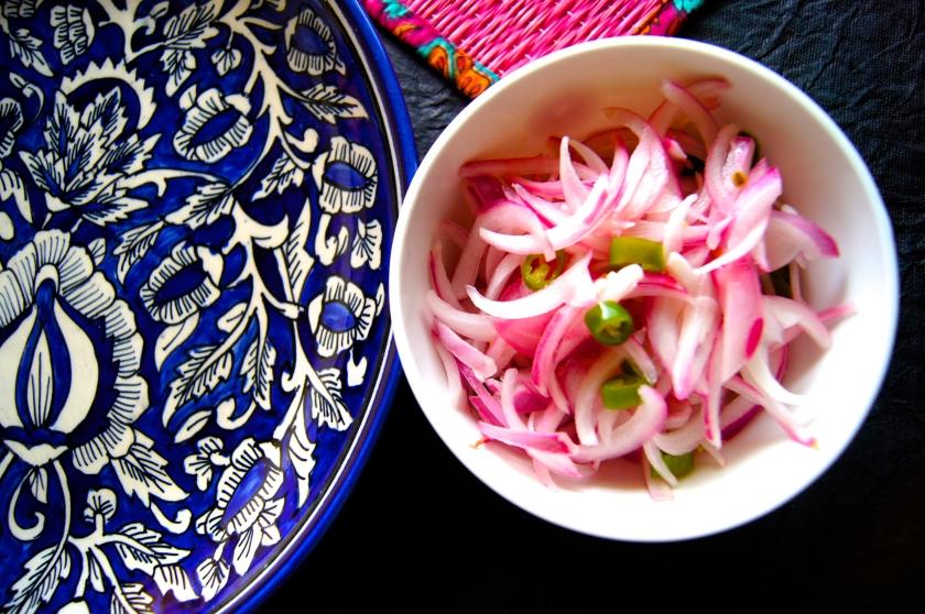 Simple Onion Salad
