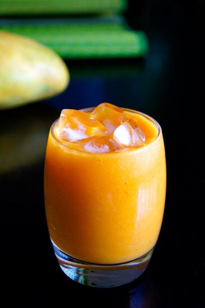 Mango Carrot Ginger Juice