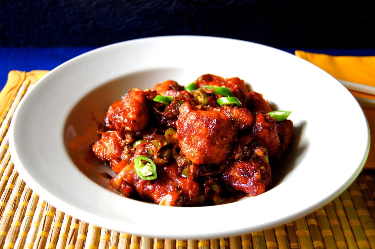 Chilli Chicken / Indo Chinese Style/ Nadan ChilliChicken