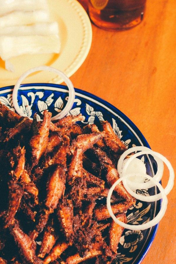 Netholli Fry / Nethilli Fry/ Anchovies Fry – KeralaStyle