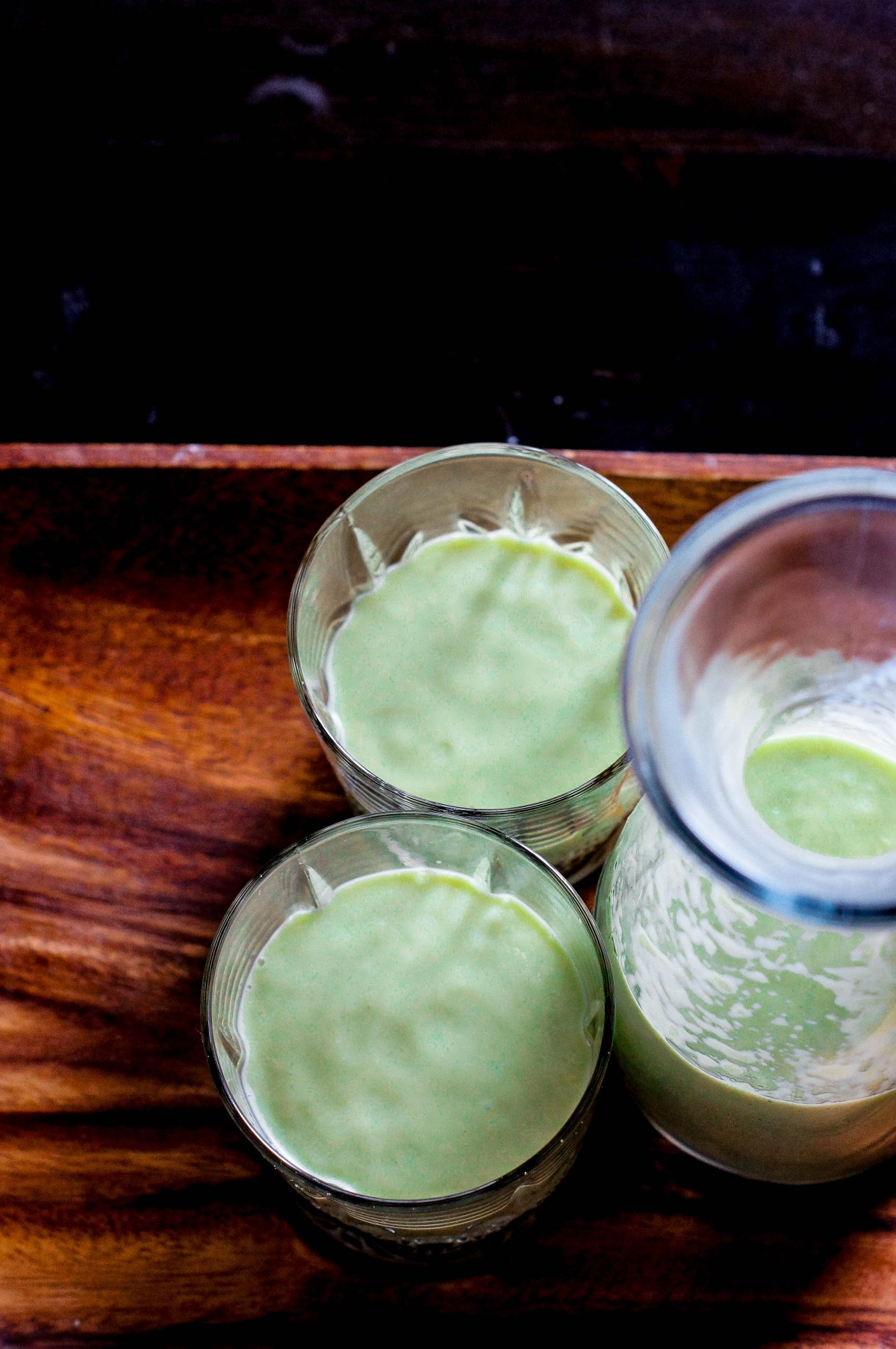 Avocado Milk Shake – Baby travellist!!