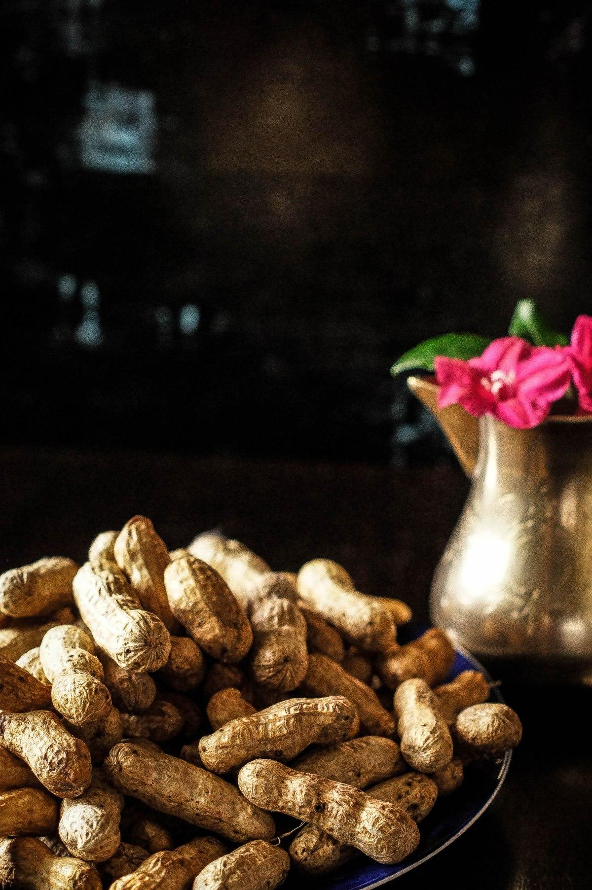 Street Style Boiled Peanuts – (Bangalorefood)