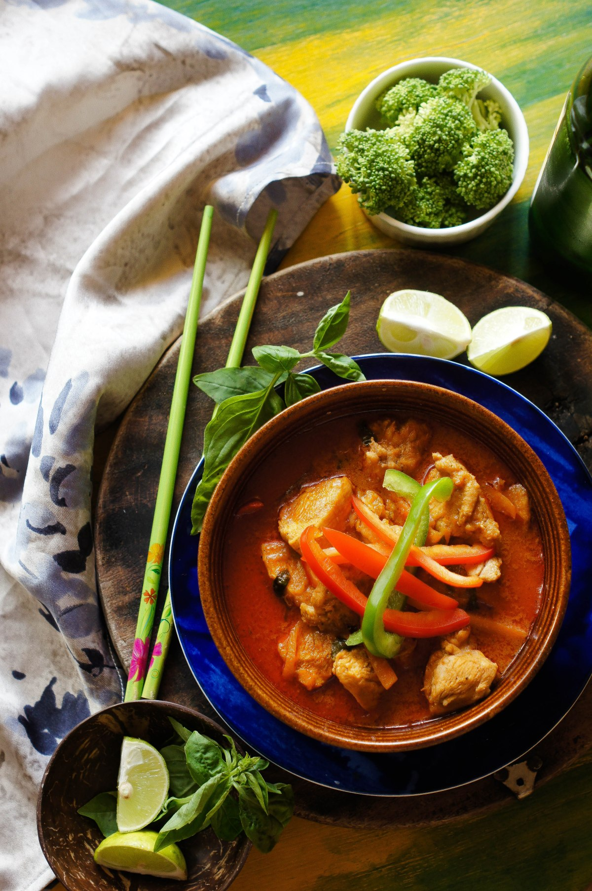 Thai Red ChickenCurry