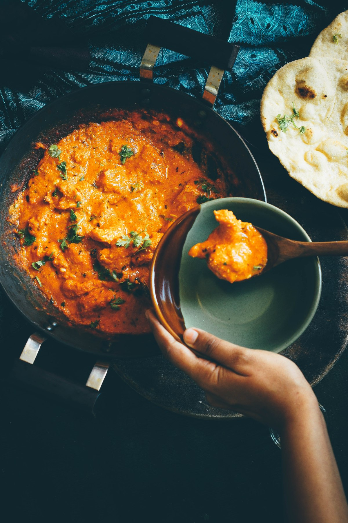 Home Style Butter Chicken