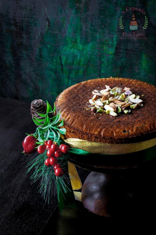 Kerala Style Plum Cake – ChristmasCake!