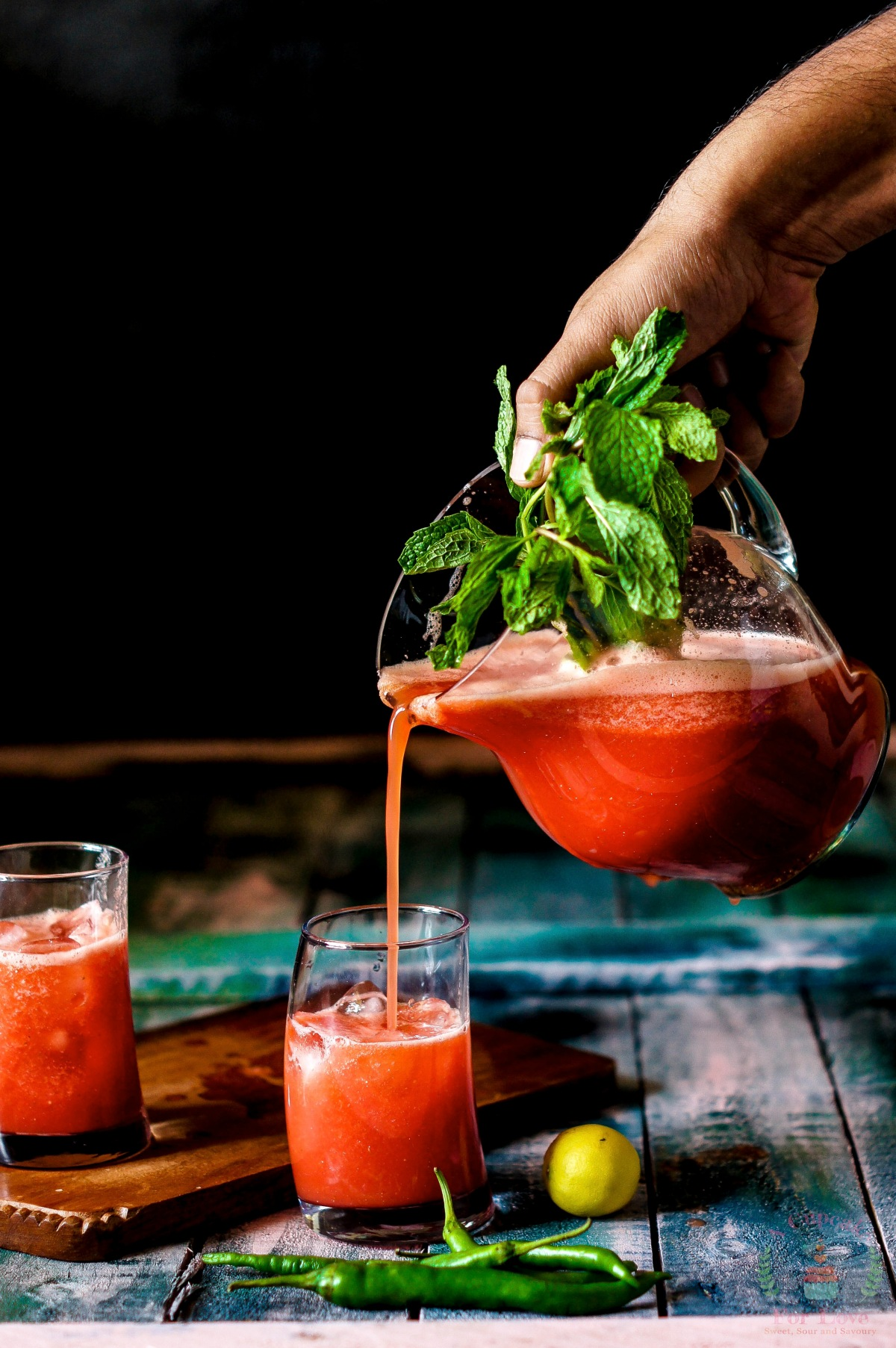 Chilli Watermelon Agua Fresca