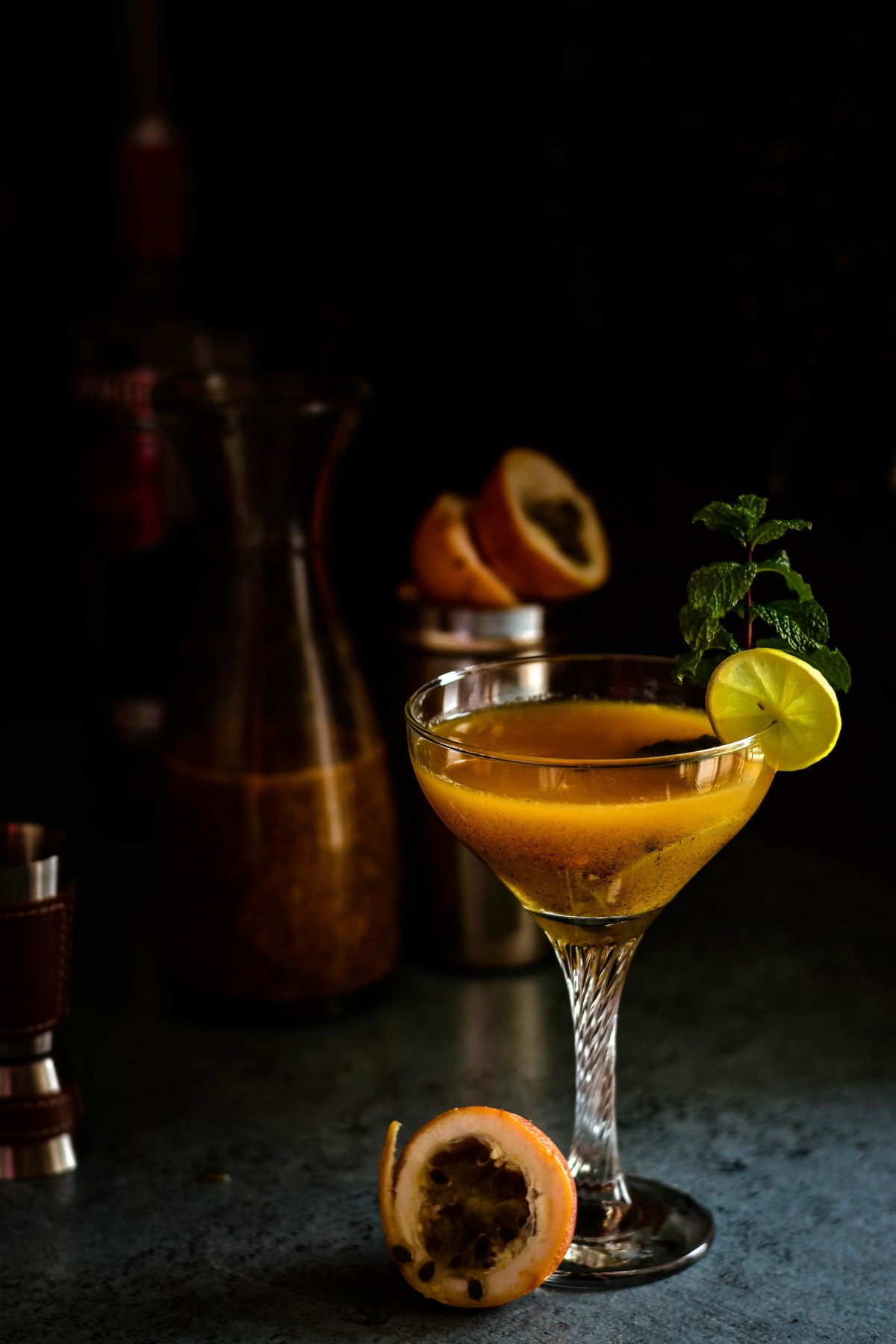 Passion Fruit Elixir