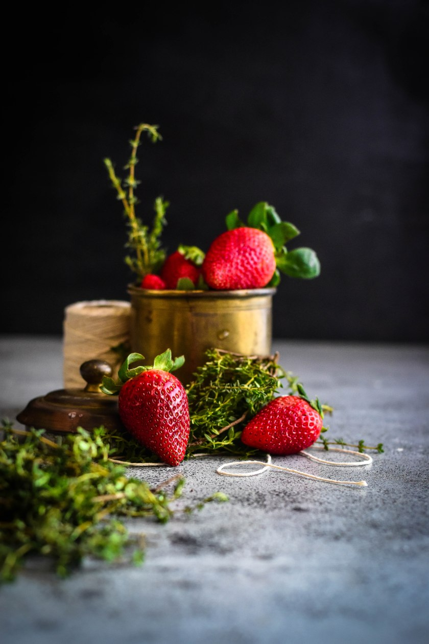 Strawberry Still