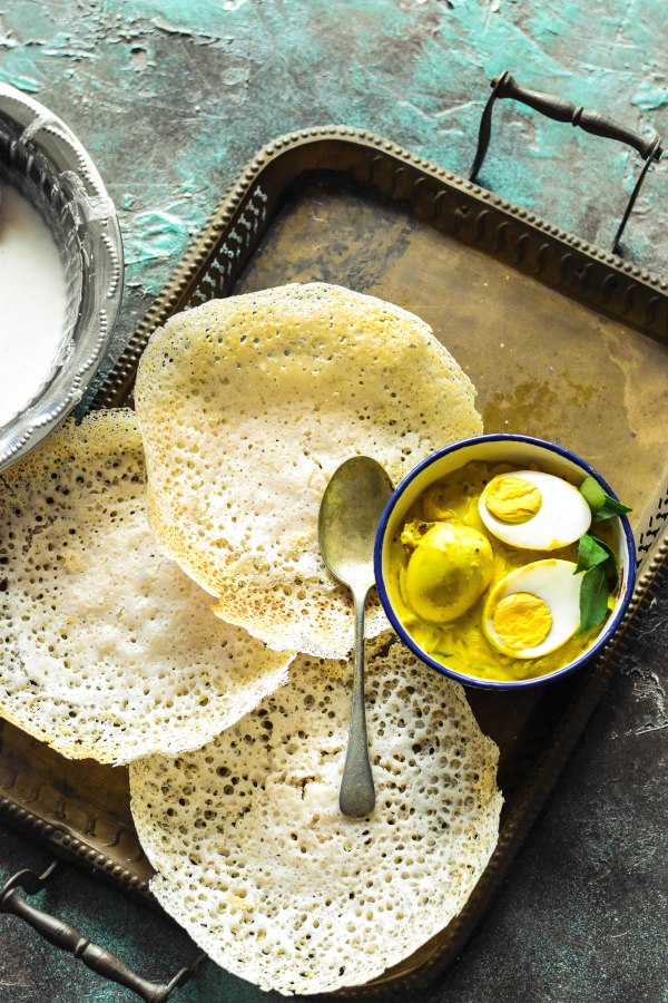 Pal Appam — Lace Hoppers